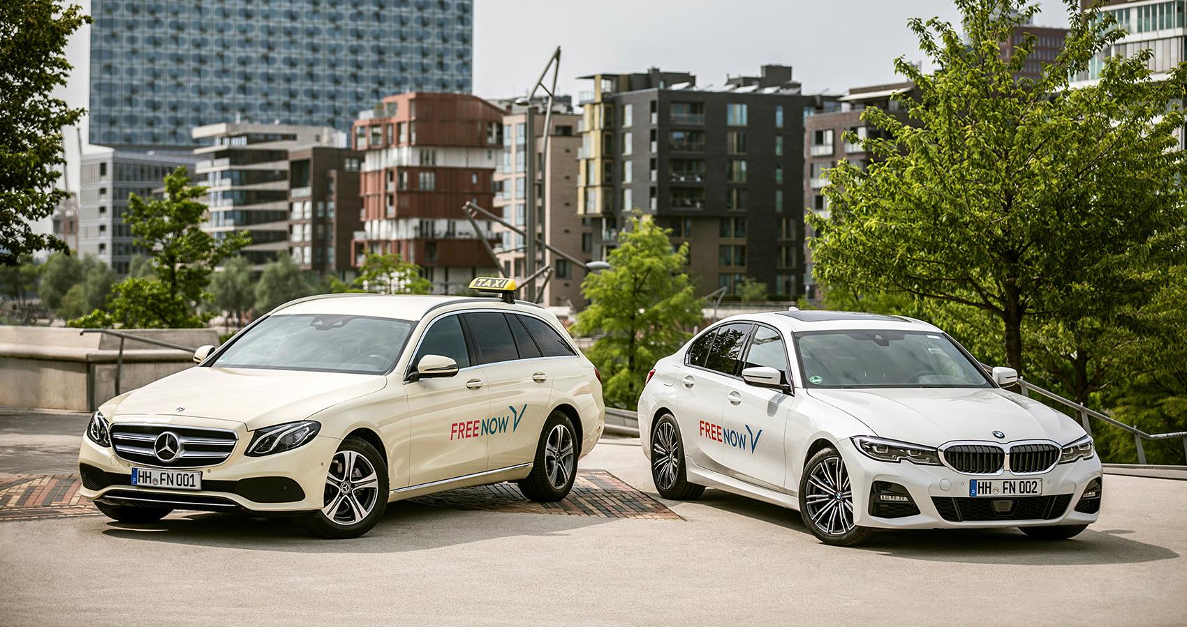 BMW og Mercedes samarbeider, og det gir millioner av nye kunder. (Alle foto: BMW/Daimler)