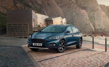 Ford har truffet godt med den nye generasjonen av Focus, og nå kommer også den mer høyreiste Active som Vignale X. (Foto: Ford)