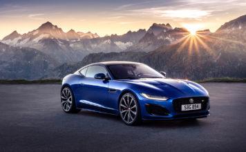 Vakre, vakre Jaguar F-Type har fått noen nye linjer. (Alle foto: Jaguar)