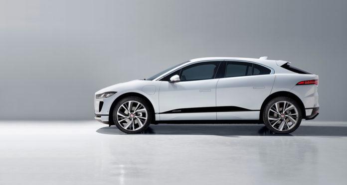 Jaguar oppdaterer nå programvaren på I-Pace, noe som skal resultere i en bedre rekkevidde. (Begge foto: Jaguar)