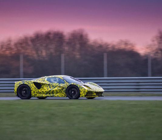 Lotus skal lage det de hevder blir verdens raskeste serieprodusert bil, Evija. (Alle foto: Lotus)