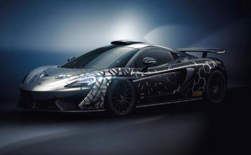 Her er racerbilen som du også får vanlige bilskilt på, McLaren 620R. (Alle foto: McLaren)