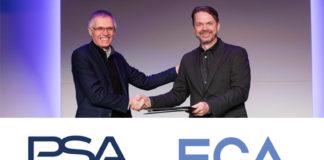 Den franske PSA-gruppen og italiensk-amerikanske FCA er enig om å slå seg sammen. (Foto: PSA/FCA)