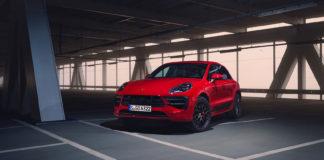 Porsche byr nå på nok en versjon av Macan, og denne gang en GTS-utgave. (Alle foto: Porsche)