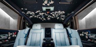 En mann bosatt i Sverige har bestilt seg en Rolls-Royce som nok får Blomster-Finn til å bli mo i knærne. (Alle foto: Rolls-Royce)