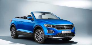 Volkswagen T-Roc Cabriolet gikk inn i produksjon 4. desember. (Alle foto: Volkswagen)