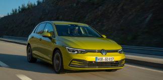 Den nye Volkswagen Golf kommer ikke som diesel til Norge. (Begge foto: Volkswagen)