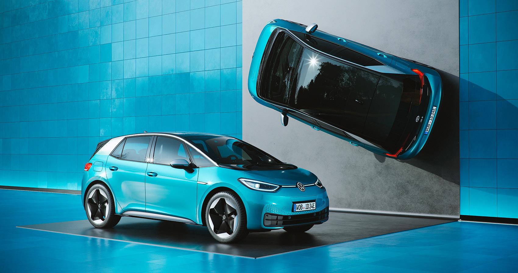 Volkswagen Med Voldsom Modell Offensiv I 2020