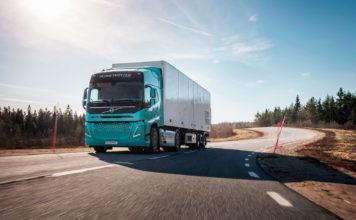 Volvo viser oss to nye helelektriske konsept for tung transport. (Alle foto: Volvo)