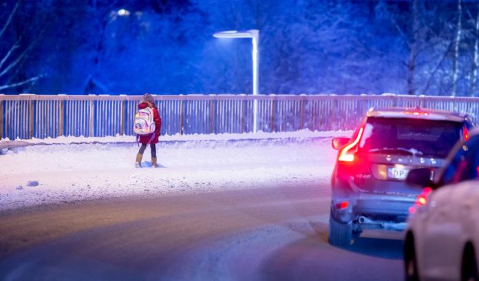 Ingen under 16 år har så langt i 2019 mistet livet i den norske trafikken. (Foto: Trygg Trafikk)