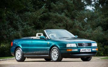 Denne bilen kjøpte prinsesse Diana ny i 1994. (Alle foto: Classic Car Auctions)
