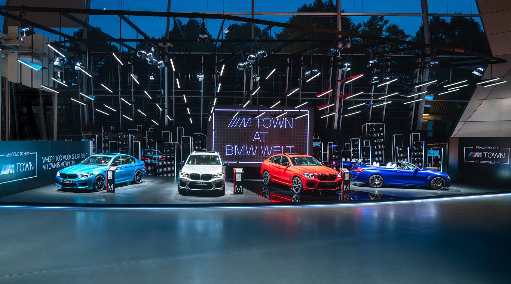 BMW M heter avdelingen bak de sterkeste modellene til BMW, og de har seriøse planer for 2020. (Begge foto: BMW)