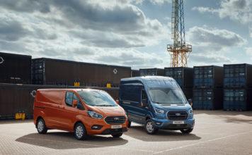 Ford åpner nå for bruk av ny og mer klimavennlig drivstoff produsert av matolje. (Alle foto: Ford)