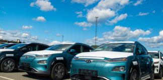 Hyundai setter nå skikkelig fart på produksjonen rundt Kona electric. (Alle foto: Hyundai)