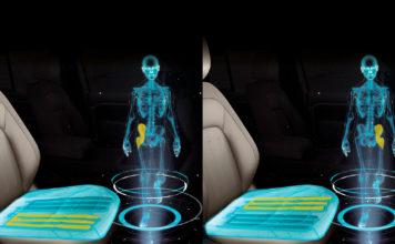 Jaguar Land Rover utvikler seter som lurer hjernen til å tro at du går. (Foto: JLR)
