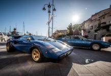 Lamborghini skal nå sikre seg at de klassiske bilene har papirene i orden og er ekte. (Alle foto: Lamborghini)