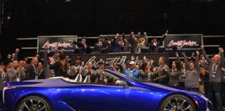 Denne Lexusen er dyrere enn du kan drømme om. (Alle foto: Lexus)