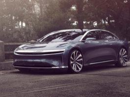 Dette blir en veldig imponerende elbil, og nå er det åpnet for reservering av Lucid Air. (Alle foto: Lucid)