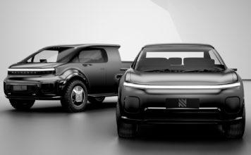 Neuron viser fram sitt tredje kjøretøy, og denne gang er det en SUV. (Alle foto: Neuron)