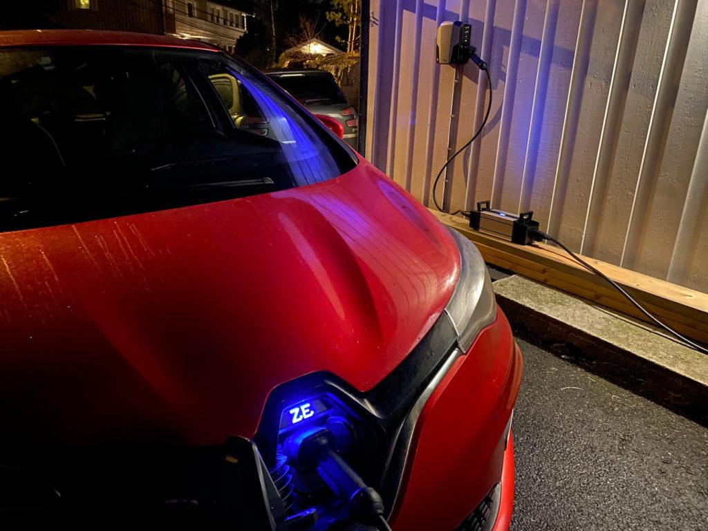 Langtest av nye Renault Zoe