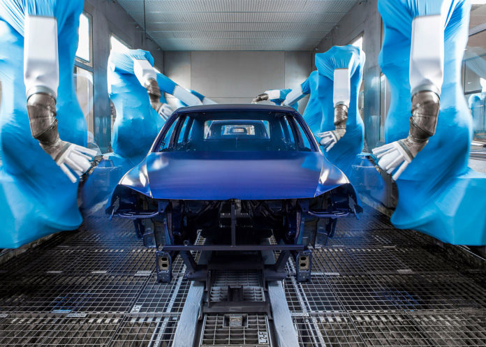 Volkswagen-gruppen har opprettet et eget karbonfond som skal redusere produksjonsutslippene. (Alle foto: VW)