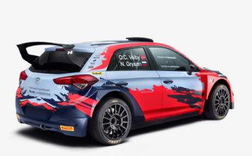 Ole Christian Veiby skal kjøre for Hyundai i årets rally-VM. (Alle foto: Even Management)