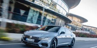 Volkswagen byr nå på en spesialutgave av Arteon. (Alle foto: VW)