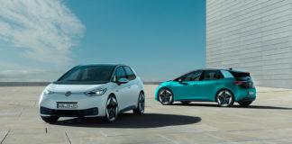 Volkswagen har snart klar en potensiell helelektrisk storselger, ID. 3. (Foto: VW)