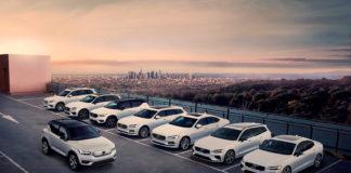 Volvo har lagt bak seg nok et rekordår. (Begge foto: Volvo)