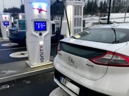 Norsk elbilforening reagerer med vantro på de nye ladeprisene til Ionity. (Foto: Elbilforeningen)