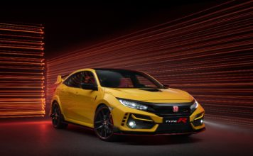Honda har på gang den råeste Civic Type R de har laget, kalt Limited Edition. (Alle foto: Honda)