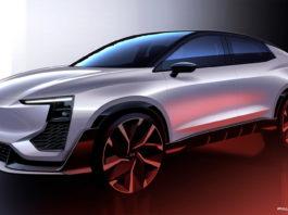 Aiways overrasker nå med en helt ny elbilmodell, U6ion. (Alle foto: Aiways)