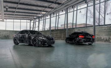 En slik BMW M2 Competition har du aldri sett. (Alle foto: BMW)