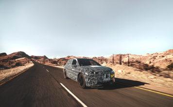 BMW iNext er intet mindre enn et elektrisk flaggskip, og nærmer seg nå produksjon. (Alle foto: BMW)