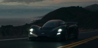 Dette er en hyperbil for det 21. århundre. Jepp. (Alle foto: Czinger)