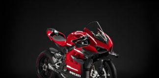 Dette er en særs potent og gatelovlig motorsykkel, Ducati Superleggera V4. (Alle foto: Ducati)