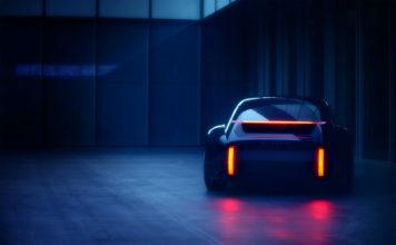 Hyundai viser et nytt elektrisk konsept under Genève Motor Show. (Foto: Hyundai)