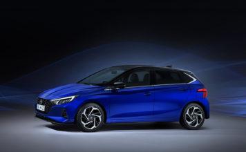 Hyundai i20 blir helt ny, og imponerer med en masse utstyr og teknologi. (Alle foto: Hyundai)