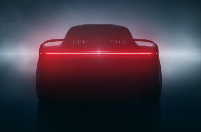 Bak dette bildet skjuler det seg en svært spesiell superbil. (Alle foto: MPG)