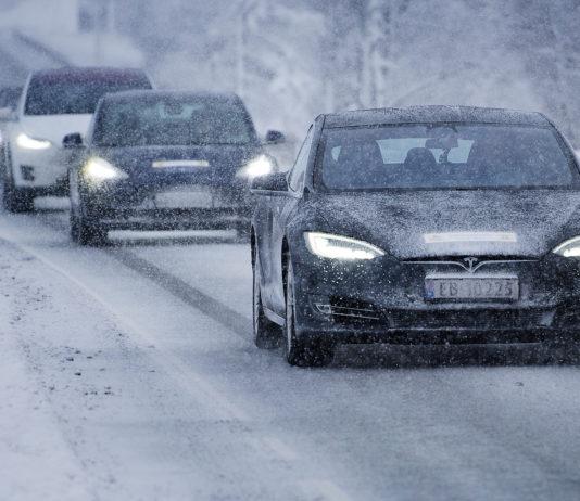 NAF har testet den reelle rekkevidden på 20 elbiler på vinteren, og ikke overraskende er den ikke i nærheten av de oppgitte WLTP-tallene. (Alle foto: NAF)