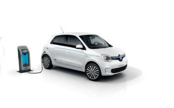 Nå knaller Renault til med en helelektrisk versjon av Twingo. (Alle foto: Renault)