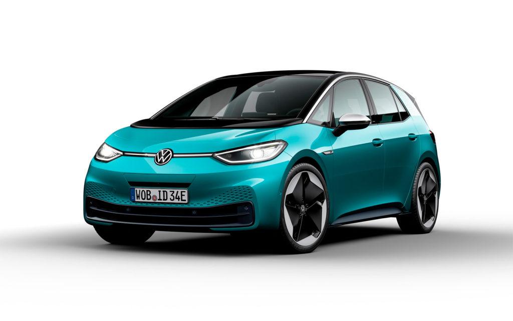 Volkswagen mener ID. 3 blir like viktig som Bobla og Golfen har vært. (Foto: VW)