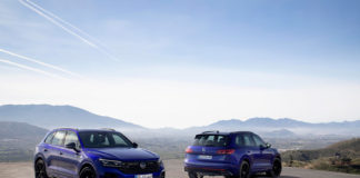 Volkswagen slår nå til med en R-versjon som også er ladbar hybrid. Det har de aldri gjort tidligere. (Alle foto: Volkswagen)