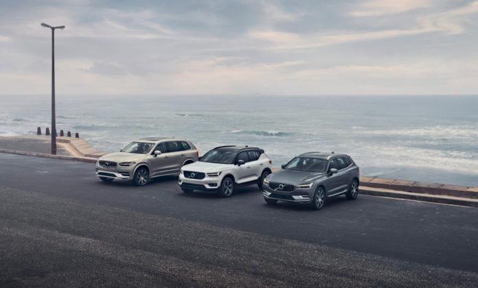 Volvo har nå fullført jobben med å elektrifisere alle modellene. (Alle foto: Volvo)