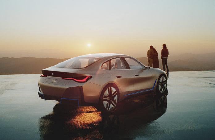 Har BMW på gang en perfekt elbil? (Alle foto: BMW)