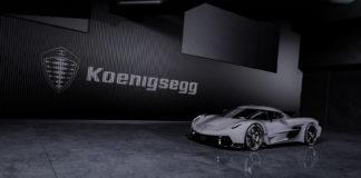 Koenigsegg sier at de har laget sin raskeste serieprodusert bil, og den er en mer gatevennlig versjon av Jesko kalt Jesko Absolut. (Alle foto: Koenigsegg)