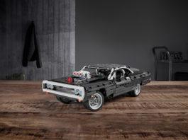 Sjekk denne versjonen av verdens mest kjente Dodge Charger. (Fotos: Lego)