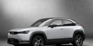 Mazda Norge har nå klar prisene på den kommende elbilen MX-30. (Alle foto: Mazda)