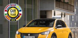 Det ble en kompakt fransk bil som stakk av med den tunge prisen som årets bil i Europa. (Begge foto: Peugeot)