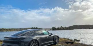 Vi har testet Porsche Taycan, og hvilken bil dette er! (Fotos: Nybiltester)